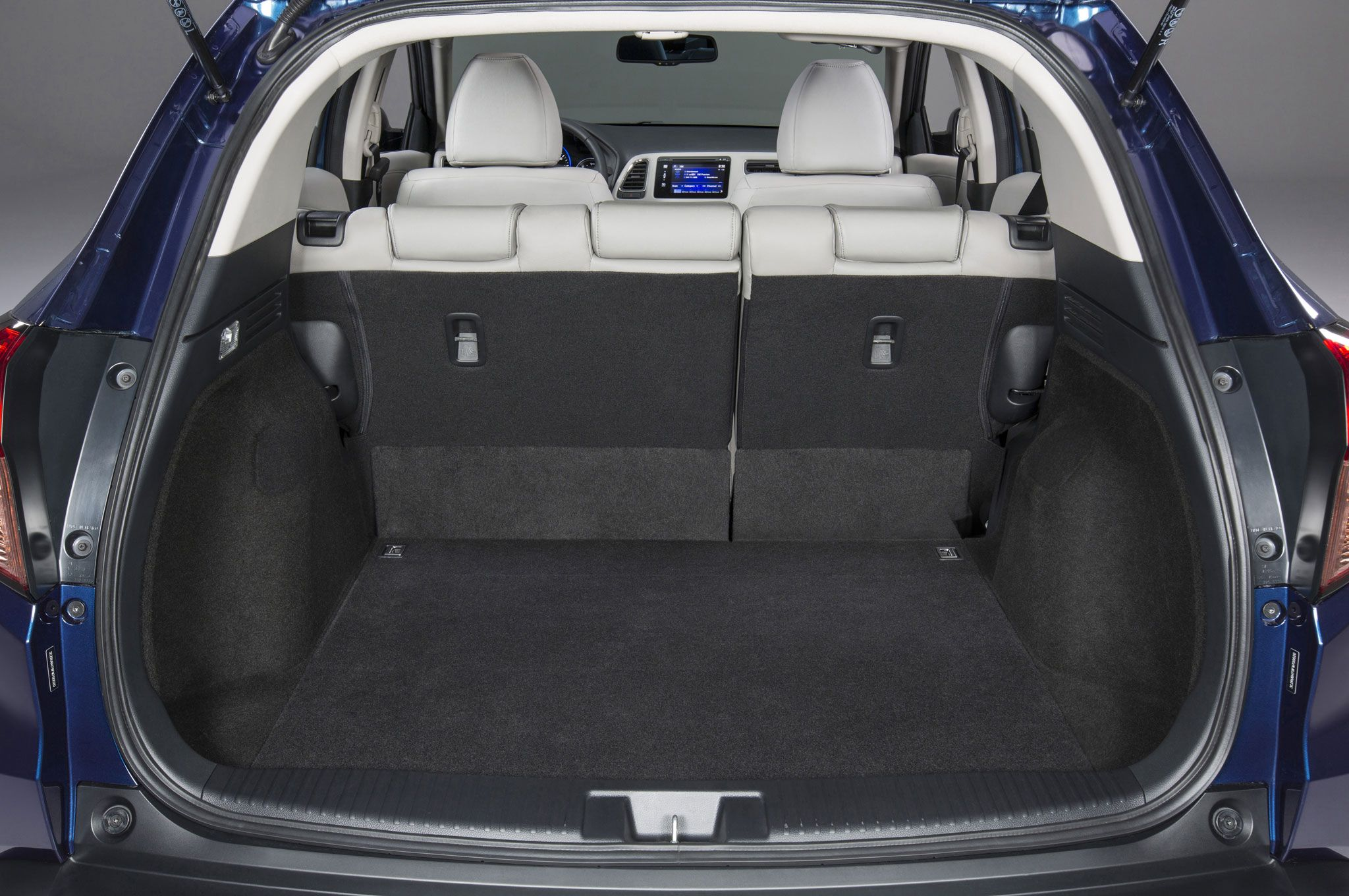 2016 honda hrv cargo space coches