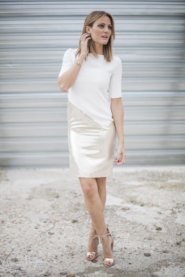 Significado de los sueрів±os vestida de blanco