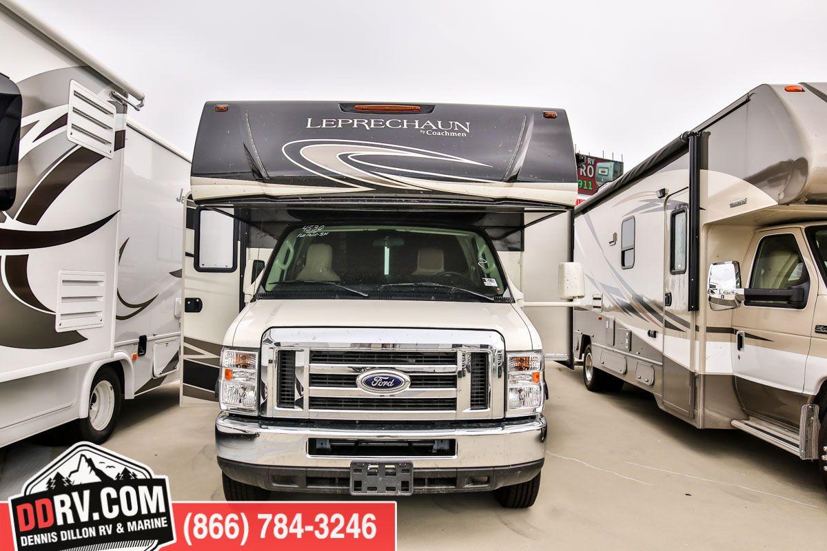 Dennis Dillon Rv >> New Rvs In Boise Coachmen Leprechaun Class C Motorhomes