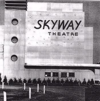The Old Skyway Drive In Bluefield West Virginia At Brushfork Area