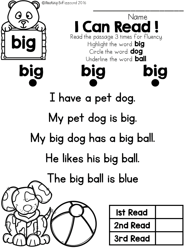 Free Sight Word Reader And Comprehension Set 1 Phonics Reading Preschool Reading Reading Comprehension Kindergarten