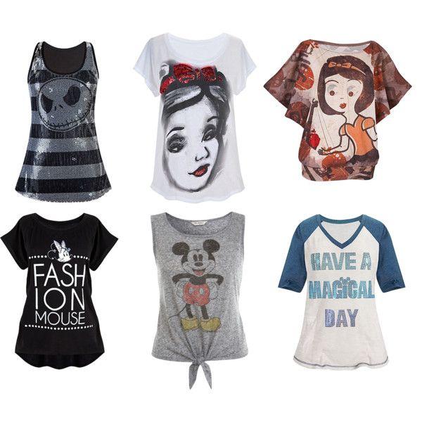 Cute Disney shirts for women, created by glamjunkie ...