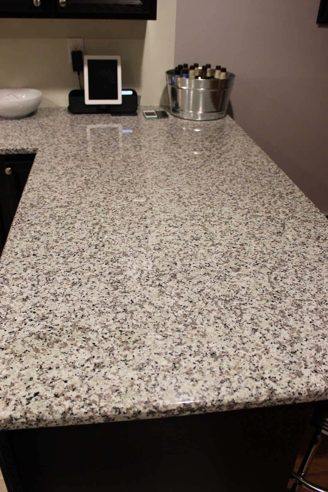 Blanco Taupe Granite Close To Ours Quot Cameo Quot Kitchen