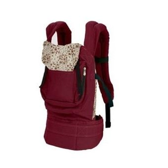 Buy Vococal Cotton Baby Carrier Wine Red Online At Lazada Malaysia
