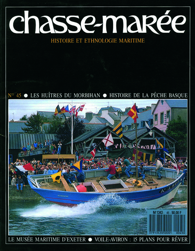 Chasse Maree N 45 Http Www Chasse Maree Com Numeros 1 A 50 1045 Chasse Maree N 45 Html Musee Maritime Maree Chasse