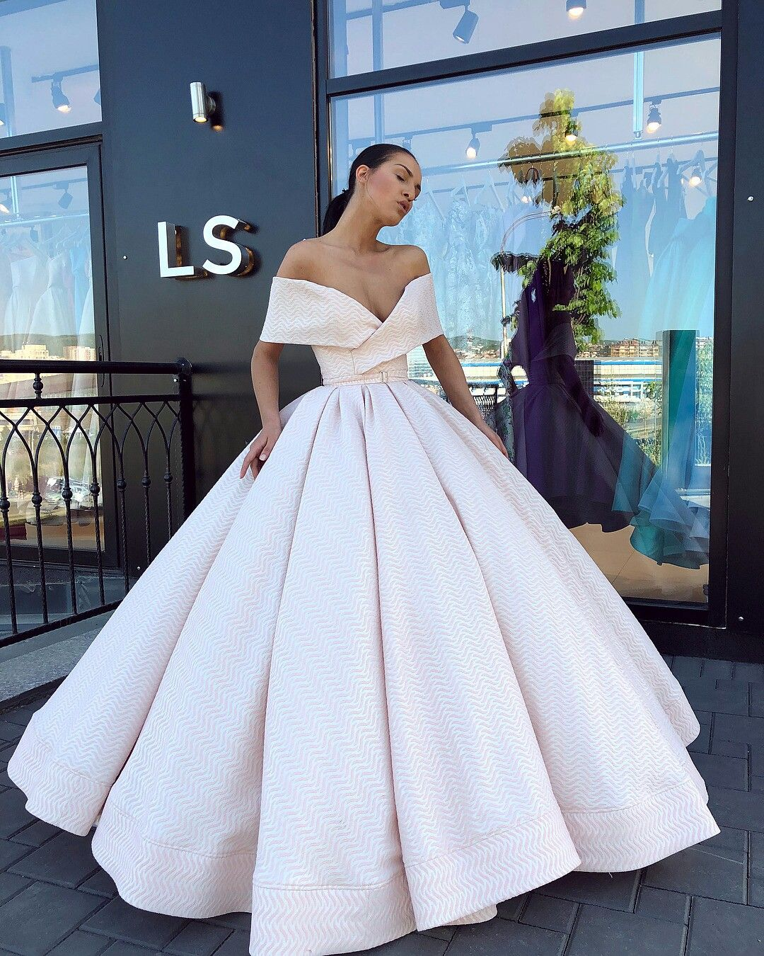 Ls white pink wedding dresses in pinterest dresses gowns