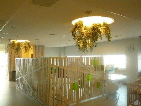 Belgische architecten doen inspiratie op in Amsterdamse ziekenhuizen / ROCKFON