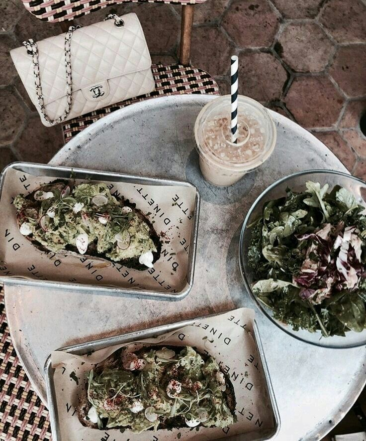 Beauty Fashion Food: Food, Aesthetic Food, Food Inspiration