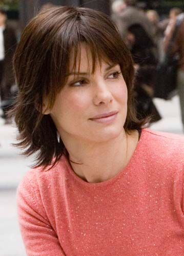 Los cambios de look de Sandra Bullock