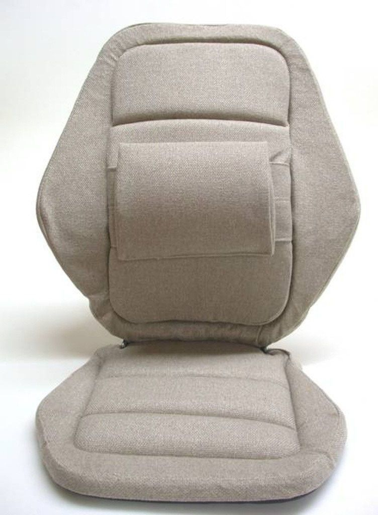 Deluxe back rest back support seat cushions car seat