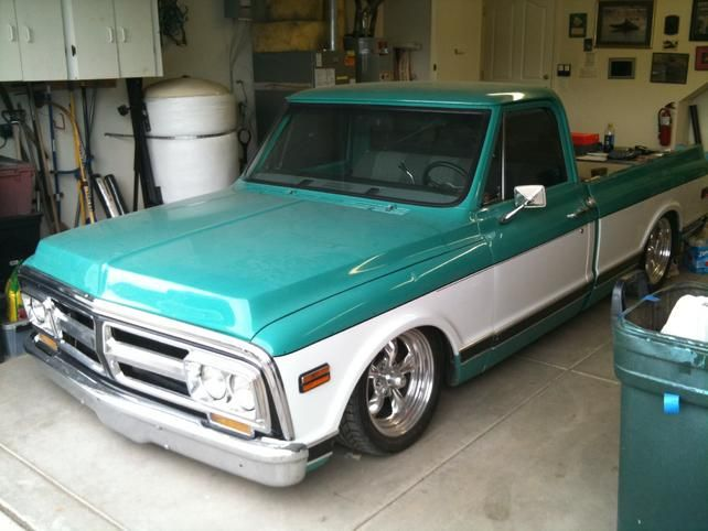 1967 chevy truck paint schemes