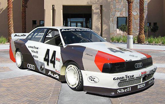 Class :) Audi 200