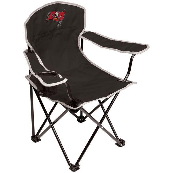 Tampa Bay Buccaneers Coleman Youth Lawn Chair - Pewter - $24.99