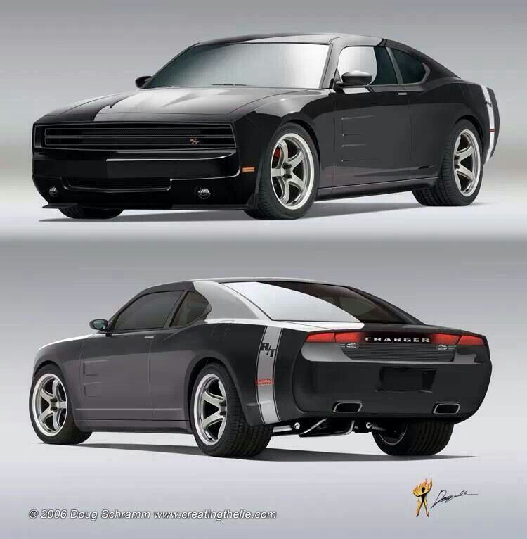 2 Door Charger >> Please Build This Dodge Charger R T Two Door Coupe