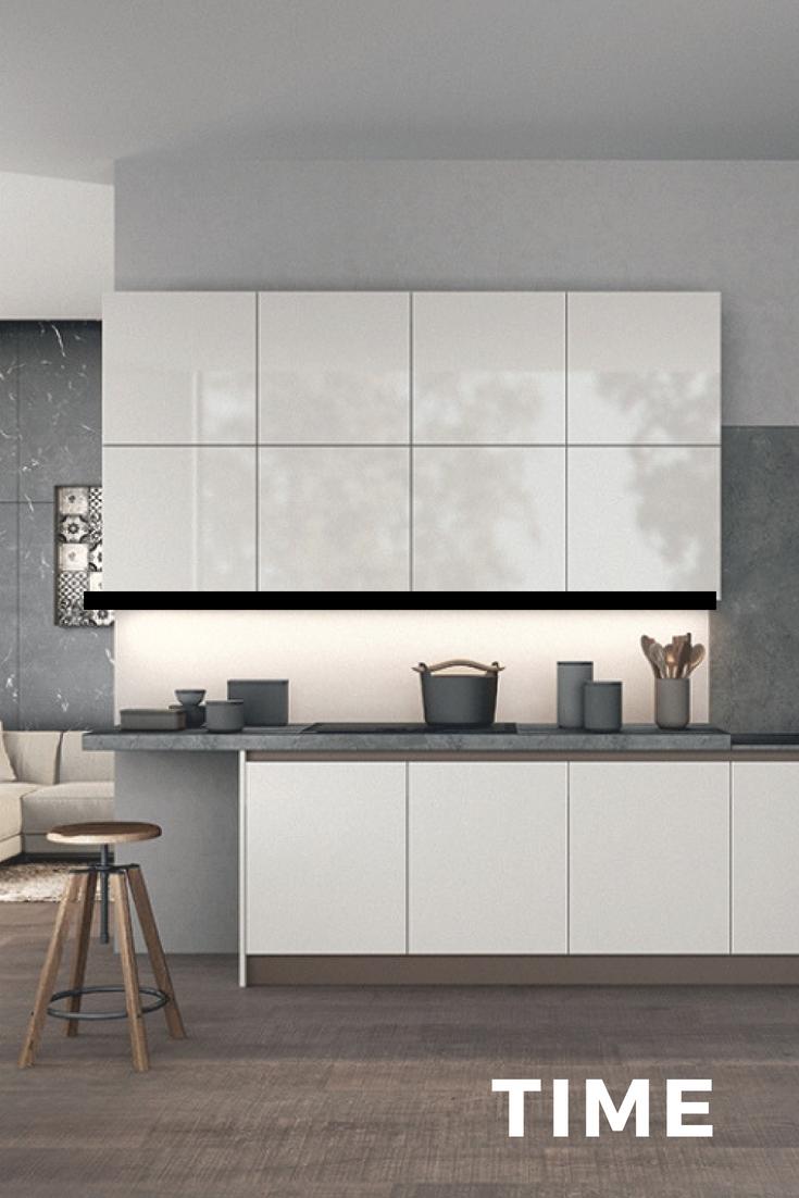 Cucina moderna su misura | Cucine Moderne - Time nel 2019 ...