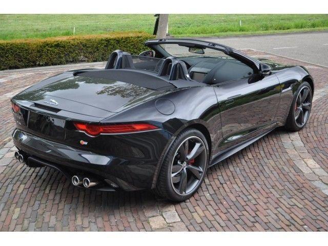 2014 Jaguar F Type Netherlands Jamesedition Jaguar F Type Jaguar Car Jaguar