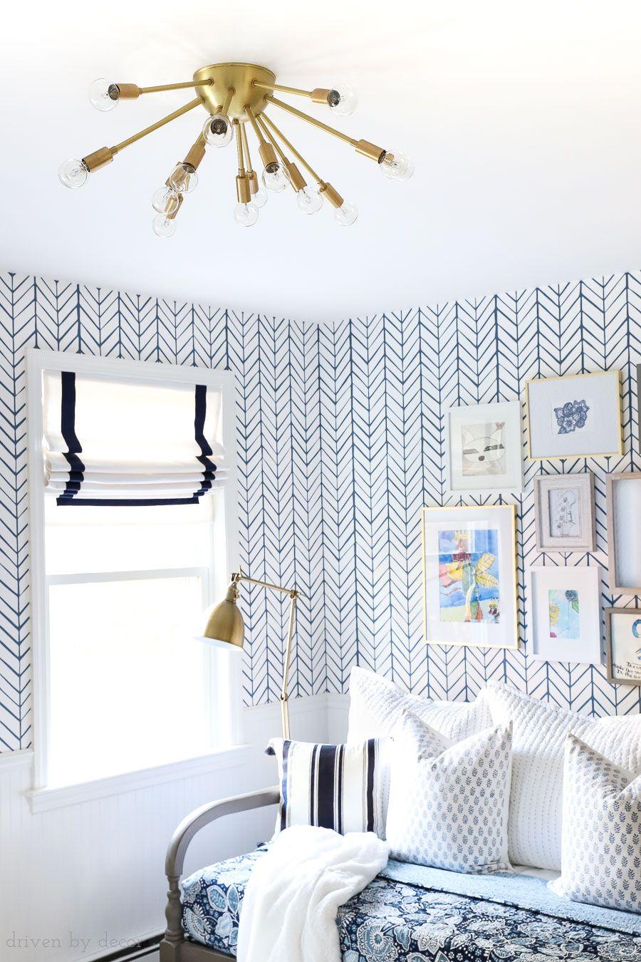 My Five Lighting Favorites! Bedroom ceiling light