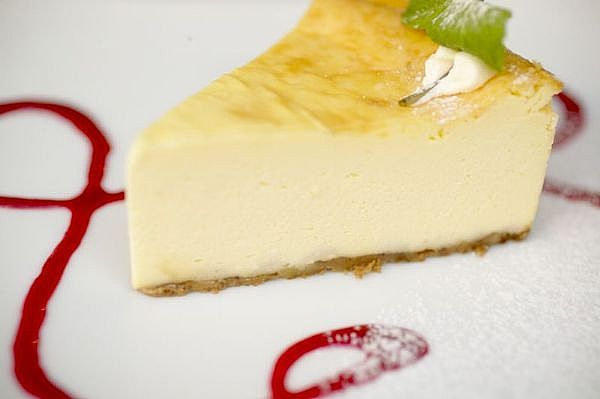Frais et gourmand, laissez-vous tenter par notre cheesecake allégé !