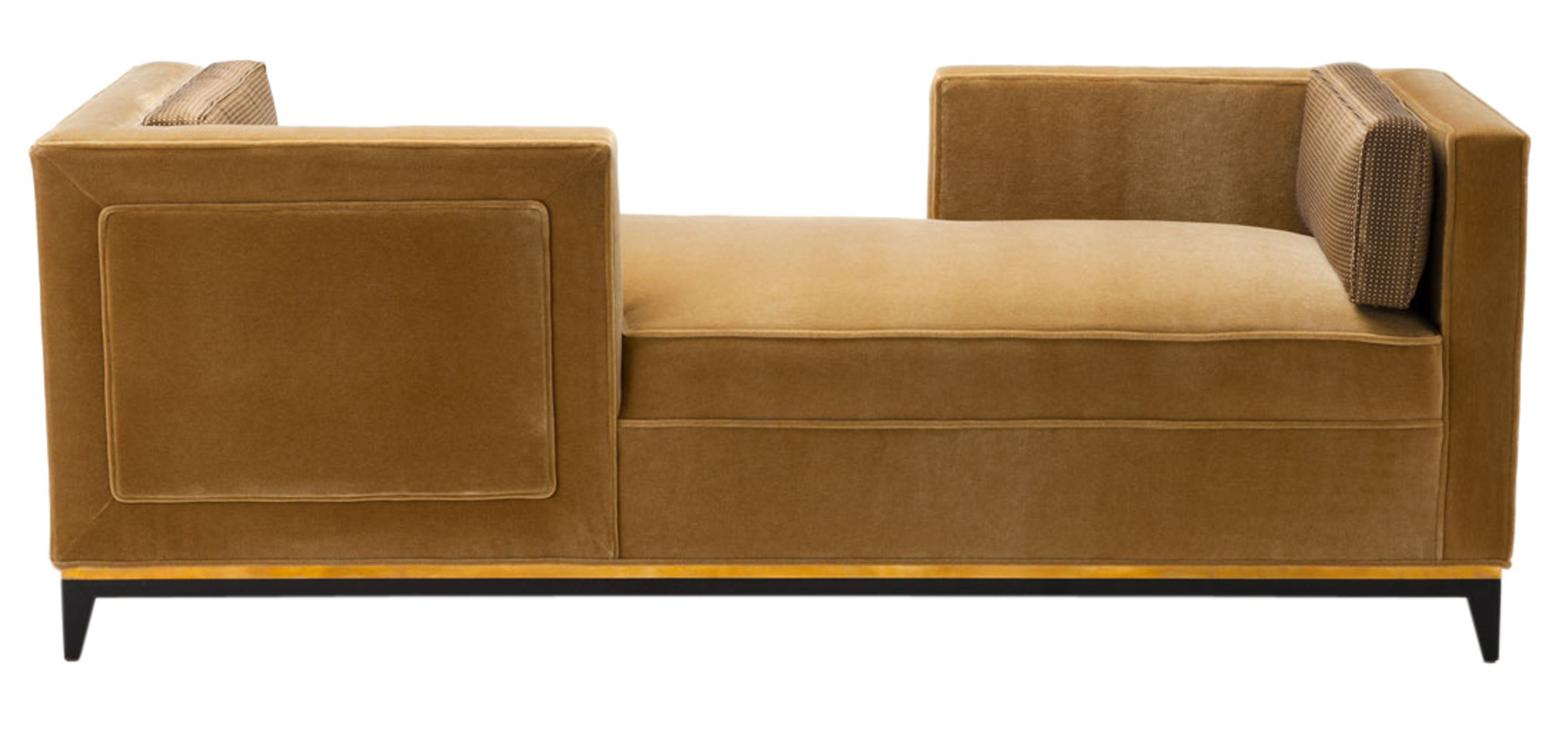Amy Somerville London Raconteur Sofa Furniture Day Beds Metal Modern