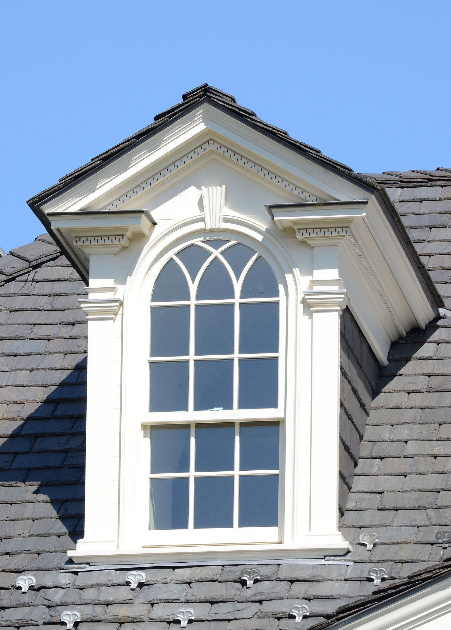 Classic Georgian Dormer By Douglas Vanderhorn Architects