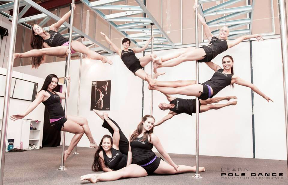 Learn Pole dance at Fantasy Fitness and Dance studio # ...