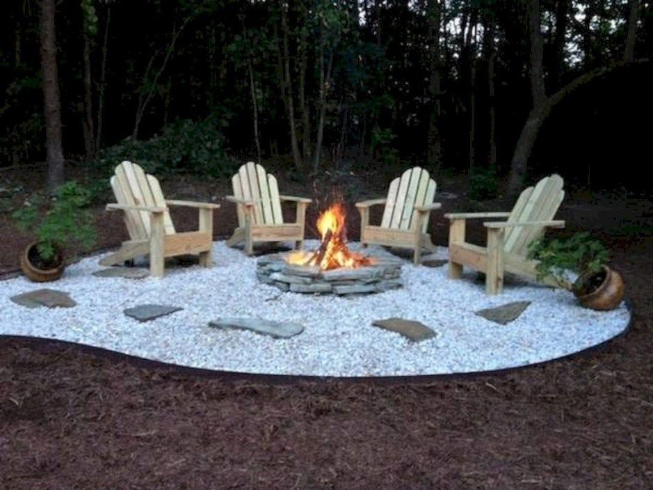 46 Stunning Outdoor Fire Pits Decor