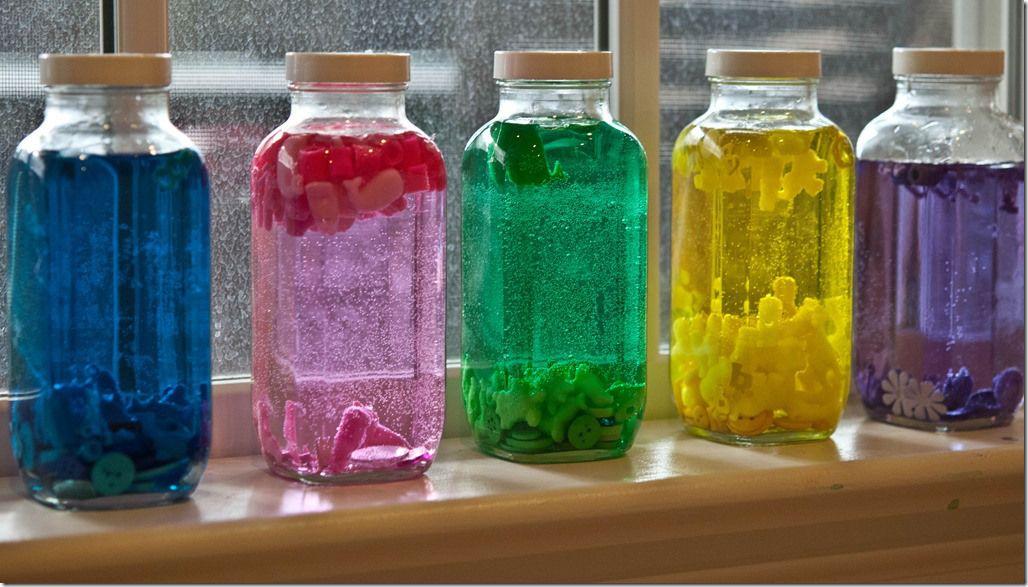 color sorting, windows and light, colors, preschool, process art, reggio emilia, reggio inspired, learning through play, play based