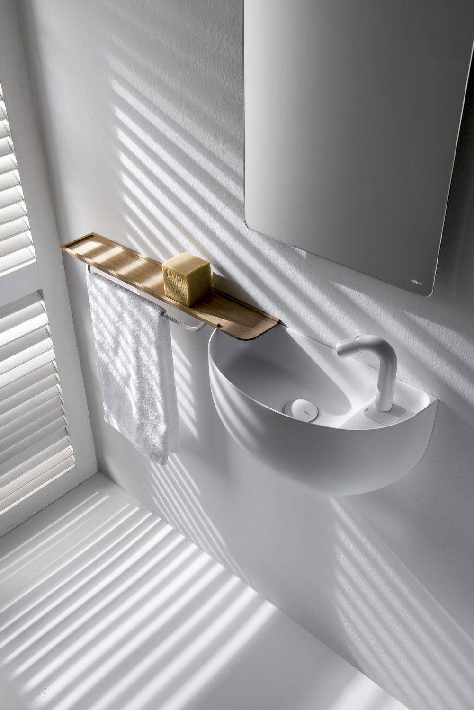 Gästewaschbecken schönes gästewaschbecken falper powder room toilet and bath