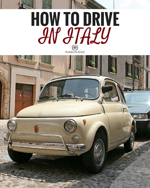 Deciding whether to drive in Italy (or rent a car)? Here are the top tips you have to know before you even consider driving in Italy!