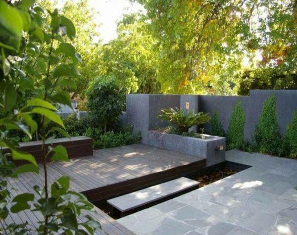 Gartengestaltung:Gartengestaltung Kleine Garten ...