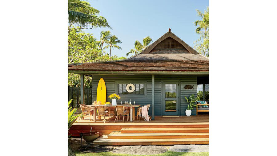 This Hip Maui Bungalow Is a Surfer's Paradise in 2020