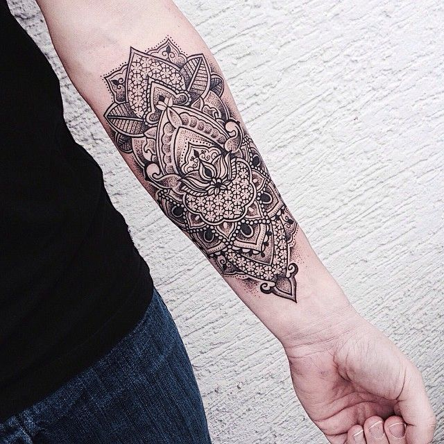 Tattoo Ink Geometrisches Tattoo Mandala Tattoo Design Tattoo