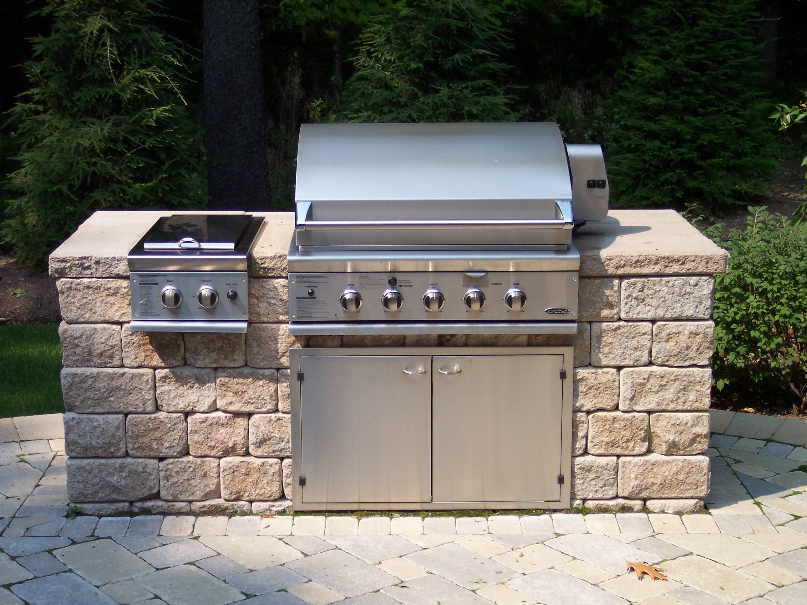 outdoor kitchens landscaping buffalo ny woodstream nurseries outdoor kitchen grill on outdoor kitchen bbq id=63829