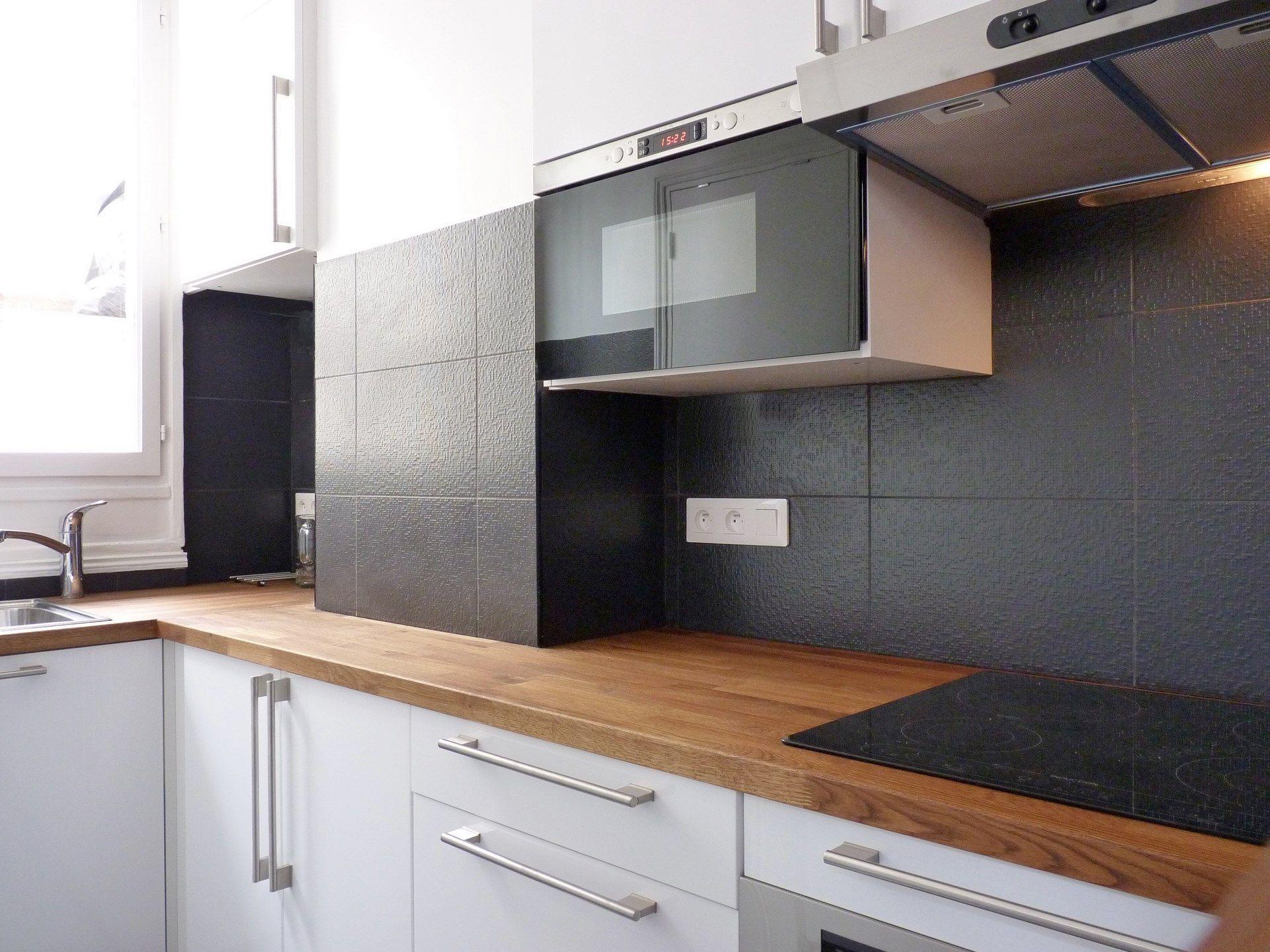 cr dence cuisine ikea credence cuisine en 2018 pinterest. Black Bedroom Furniture Sets. Home Design Ideas