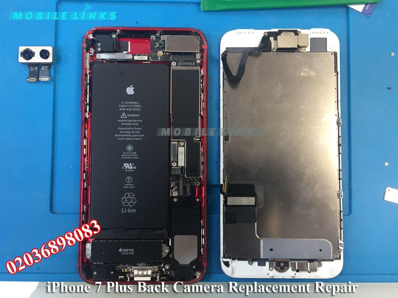 Iphone 7 Plus Back Camera Replacement Repair Iphone 7 Plus Iphone 7 Iphone