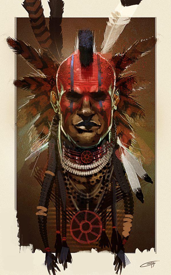 remko troost : indian warrior | Indian WORRIOR ...