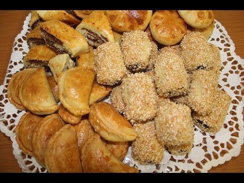 طريقة عمل الكليجة العراقية حلويات العيد الشيف ام فراس Bread And Pastries Food Youtube