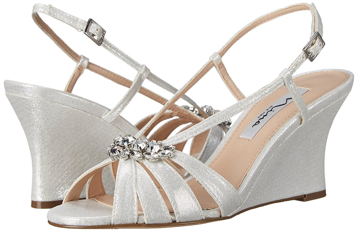 884fd8329f67 Nina Women s Viani Wedge Sandal -- Want to know more