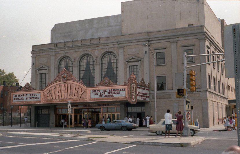 Jersey City Assembly Hall Dedication Sept. 7, 1985 (Roger Johnson)
