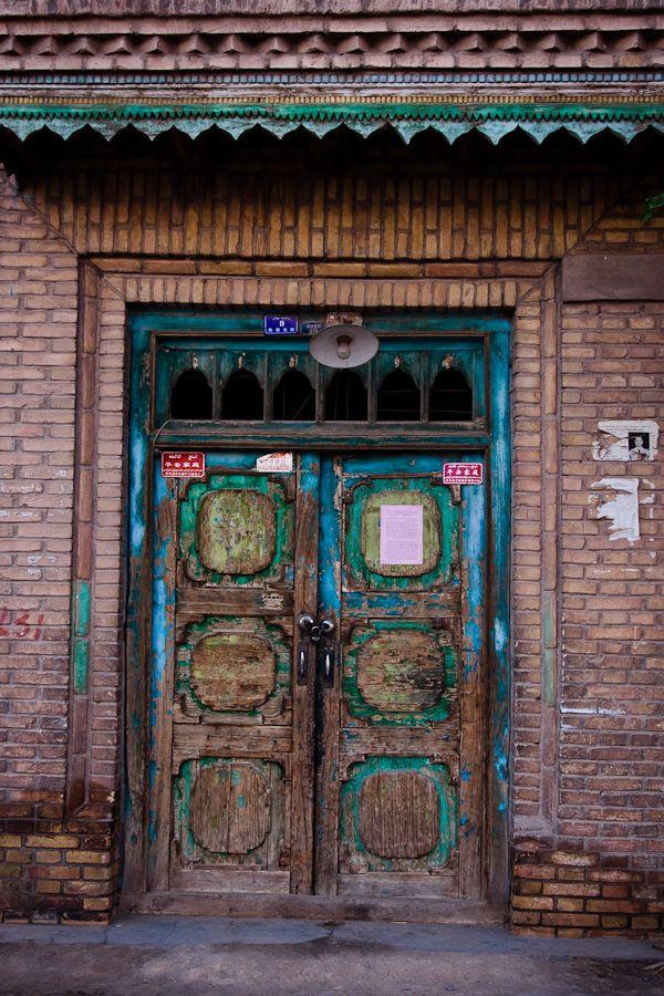 Xinjiang, août 2013 by Laz Ganzo