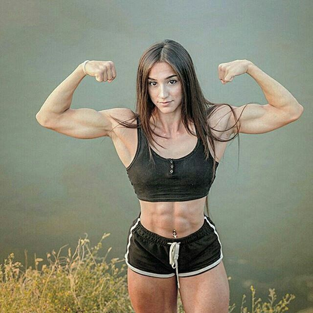 Would like abby marie fitness goddess that