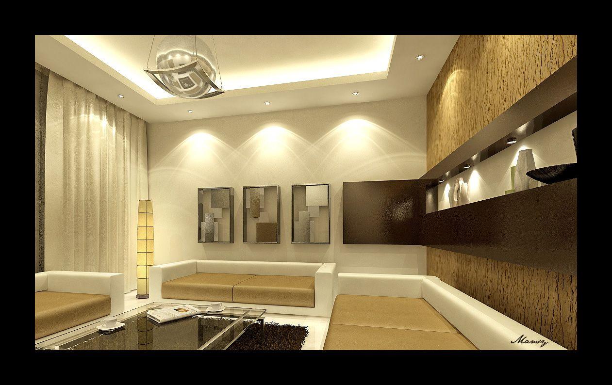 Simple Majlis Design Google Search Home Decor Design Lighted