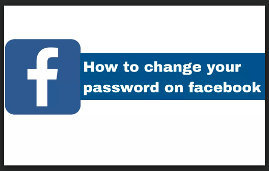 Change or Reset Facebook Password Email template design