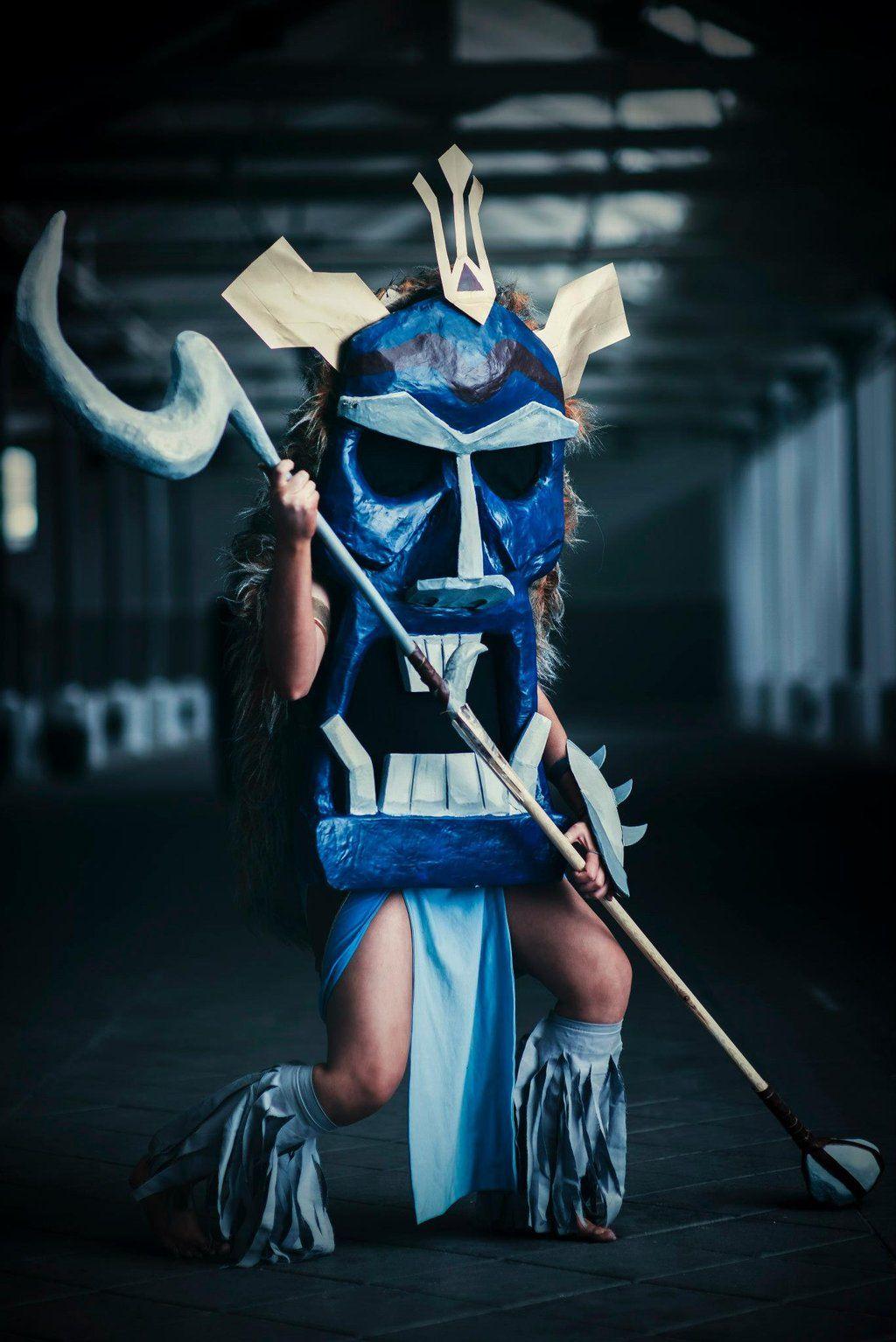 "Atlantis - A Warrior by Heart by Gwan-chan.deviantart.com on @deviantART - Cosplay of Kida from ""Atlantis: The Lost Empire"""