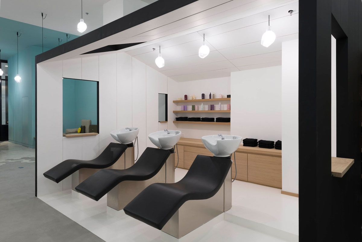 Beauty Salon Interioirs Contemporary   Google Search