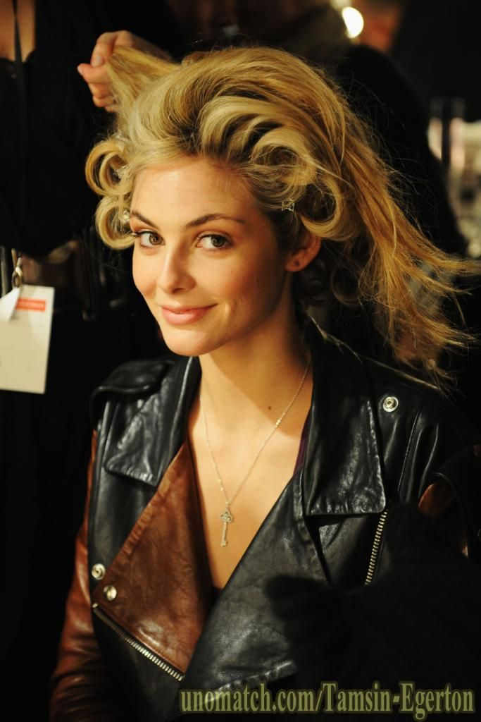 Tamsin Egerton is an English actress and model best known ...  Tamsin Egerton Modelling