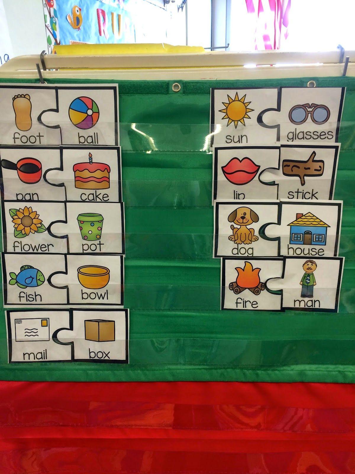 Teach Talk Inspire A Teaching Blog Compound Words Compound Words Activities Word Activities [ 1600 x 1200 Pixel ]
