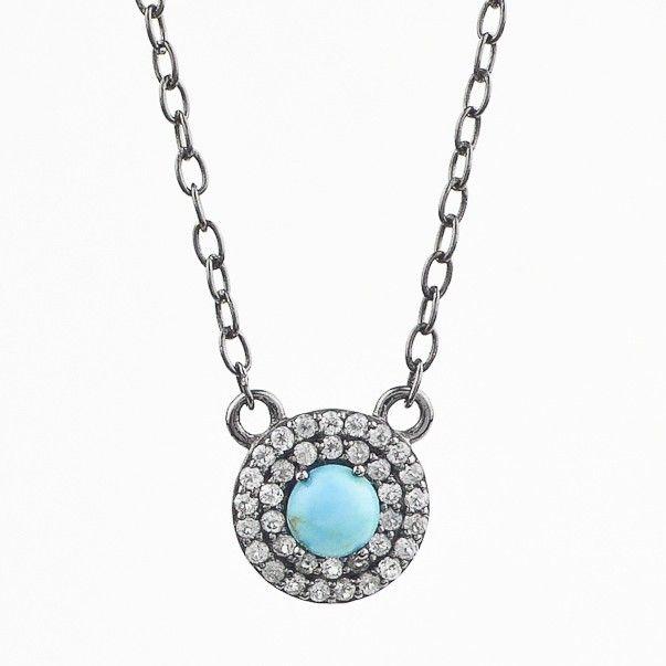 Robindira Unsworth turquoise necklace