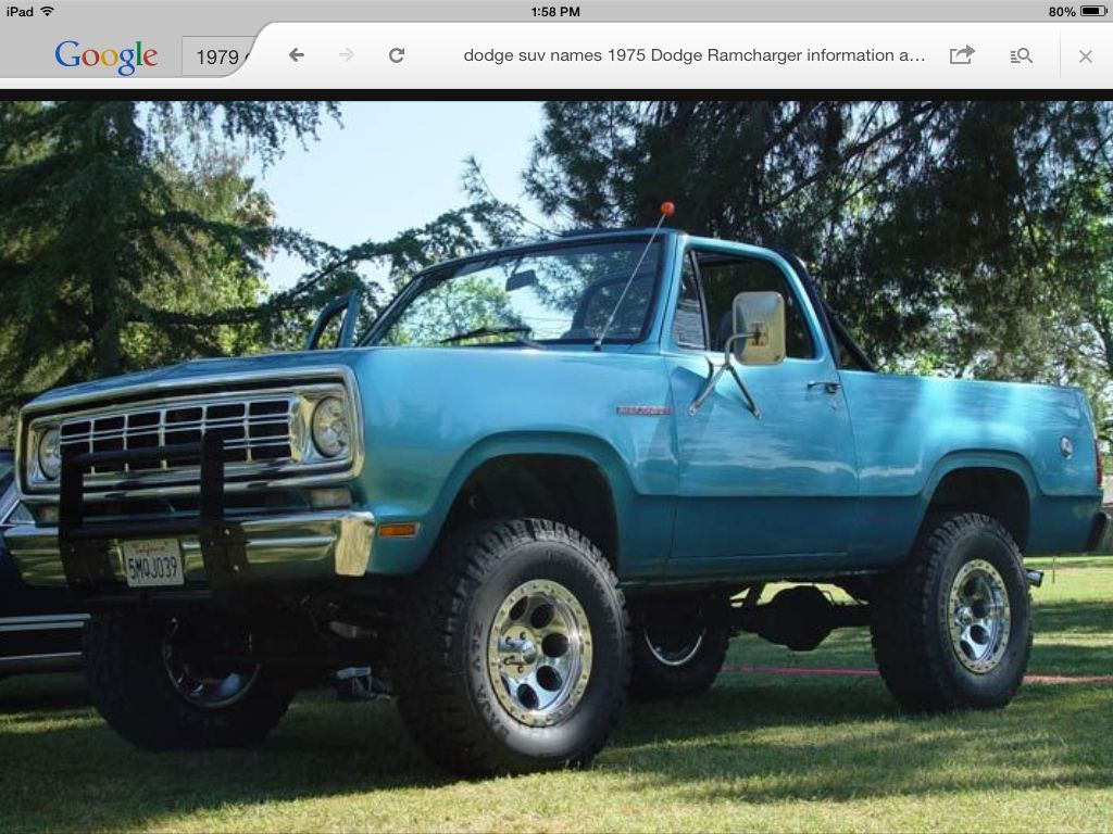 bring a trailer week ramcharger dodge results auction