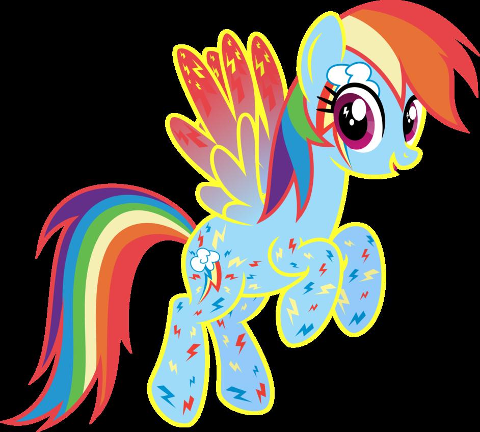 Hermosa Mi Pequeña Amistad Pony Es Mágica Para Colorear Páginas Para ...